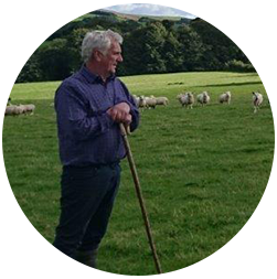 Glyn Roberts, President, Farmers' Union of Wales